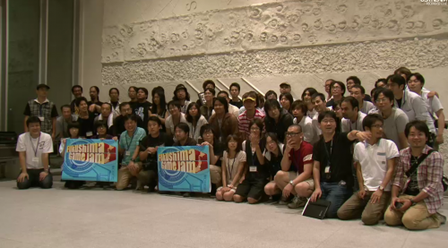 Fukushima Game Jam - a great success!