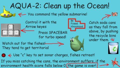 Aqua2: Click on image to play