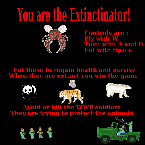 The Extinctinator