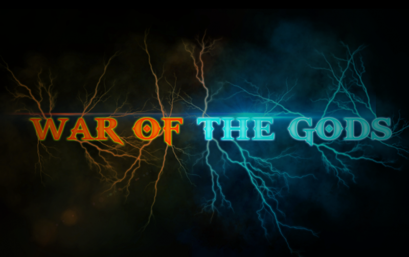 Image result for war of the gods